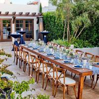 Hotel Marisol Coronado Courtyard