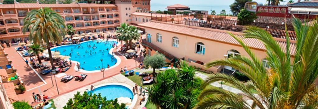 Hotel Bahía Tropical - Almuñecar - 建物