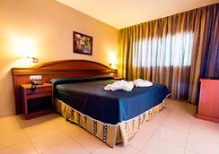 Hotel Bahía Tropical - Almuñecar - 寝室
