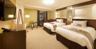 リッチモンドホテルプレミア東京押上 - 東京 - 寝室