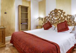 サン アンセルモ - ローマ - 寝室