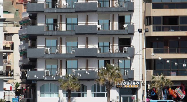 Hotel Bilbaino - ベニドーム - 建物