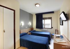 Hotel Bilbaino - ベニドーム - 寝室