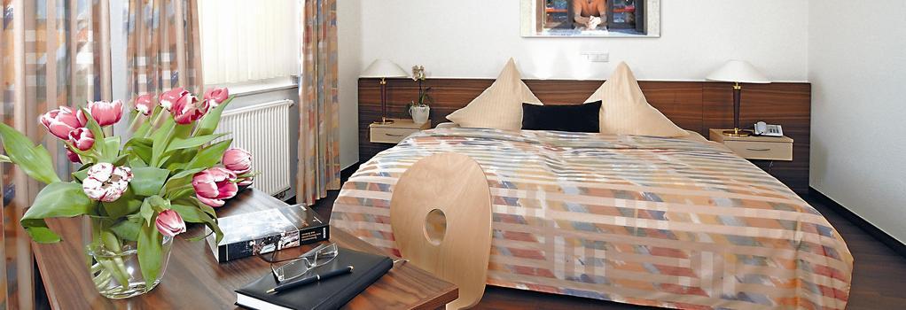 Hotel Neuhaus Integrationshotel - ドルトムント - 寝室