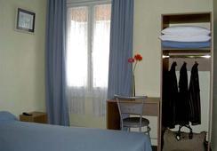 Hotel Normandie Le Mans Centre Gare - Le Mans - 寝室