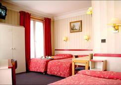 アヴニール ホテル モンマルトル - パリ - 寝室