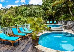 Fond Doux Plantation & Resort - Soufrière - プール