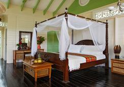 Fond Doux Plantation & Resort - Soufrière - 寝室