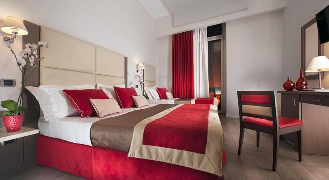 デメトラ ホテル - ローマ - 寝室