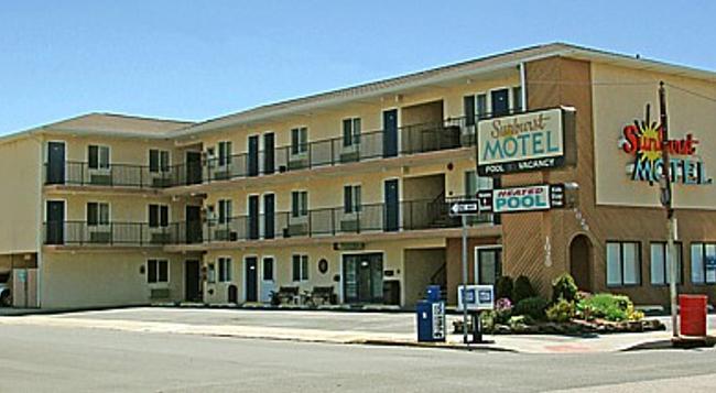 Sunburst Motels I & Ii - Seaside Heights - 建物