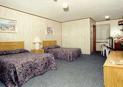 Sunburst Motels I & Ii - Seaside Heights - 寝室