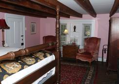 Prospect Hill Plantation Inn - シャーロッツビル - 寝室