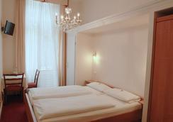 ホテル ペンション ファザーネンハウス - ベルリン - 寝室