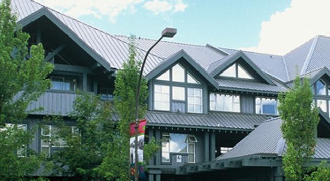 Glacier Lodge - Luxury Condo - ウィスラー - 建物