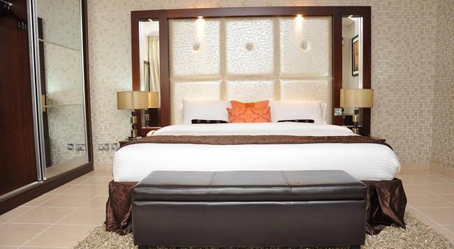 Palazzo Dumont Hotel - Lagos - 寝室