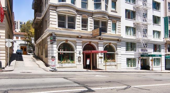 アンドリュース ホテル - サンフランシスコ - 建物