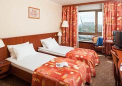 コスモスホテル - モスクワ - 寝室