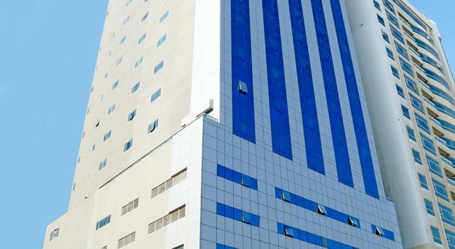 ロイヤル グランド スイート ホテル - シャルジャ - 建物