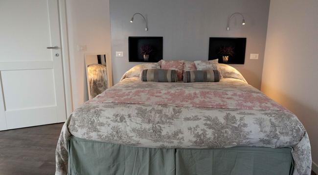 Il Borgo di Genova - ジェノヴァ - 寝室
