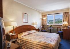 ダヌビウス ホテル フラメンコ - ブダペスト - 寝室