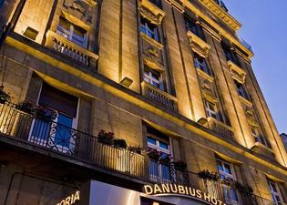 ダヌビウス ホテル アストリア シティ センター