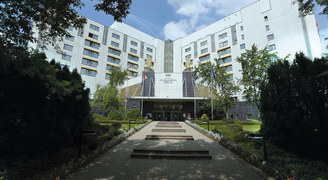 ダヌビウス ホテル ヘリア - ブダペスト - 建物