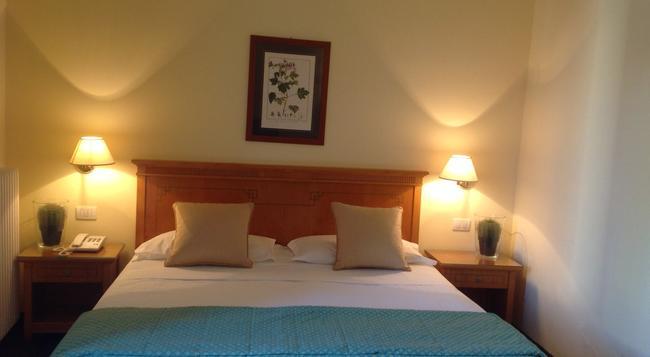ホテル デル リアル オルト ボタニコ - ナポリ - 寝室