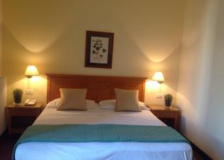 ホテル デル リアル オルト ボタニコ