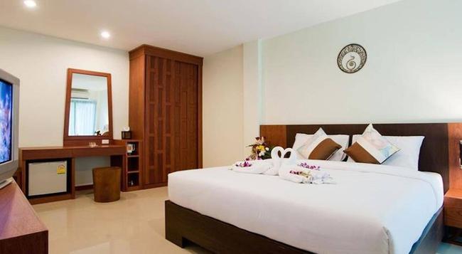 Deva Suites Patong - パトン - 寝室