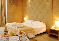 ホテル エアリア - ローマ - 寝室