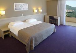 ホテル アドリア - ドゥブロヴニク - 寝室