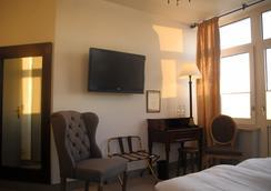 ホテル ハヴェル ロッジ ベルリン - ベルリン - 寝室