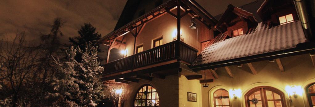 ホテル フリドロ - プラハ - 建物
