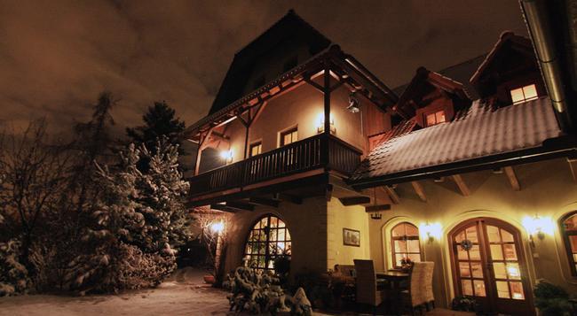 Hotel Frydl - プラハ - 建物