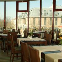 インターシティホテル アウグスブルク Restaurant