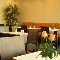 インターシティホテル アウグスブルク Dining