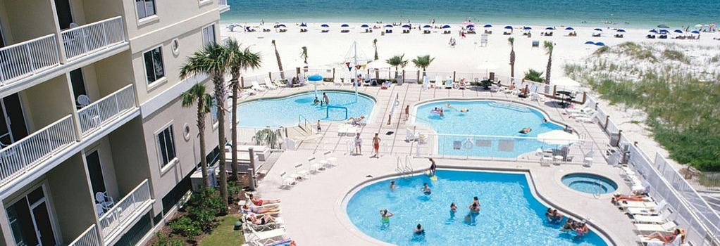 SpringHill Suites by Marriott Pensacola Beach - Pensacola Beach - 建物