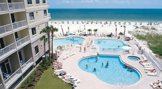 SpringHill Suites by Marriott Pensacola Beach - Pensacola Beach - 建物
