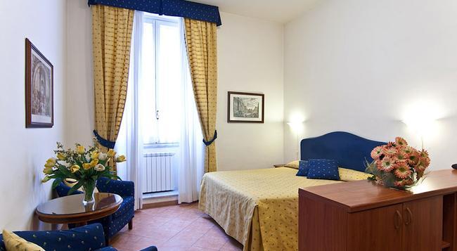 San Pietro La Corte - ローマ - 寝室