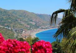 Hotel Innpiero Taormina - タオルミーナ - 屋外の景色