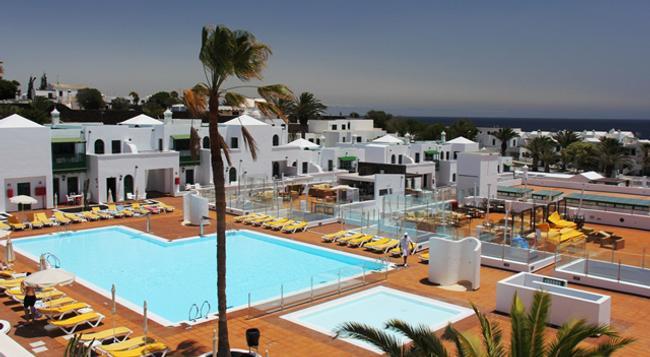 Gloria Izaro Club Hotel - Puerto del Carmen - プール