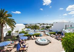 ホテル ランサロテ ビレッジ - Puerto del Carmen - プール