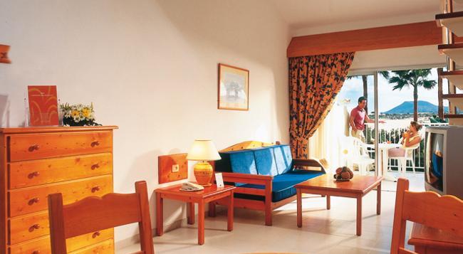 Clubh. Riu Oliva Beach Resort - ラ・オリーバ - 寝室
