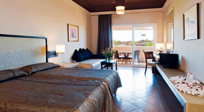 Hôtel Riu Tikida Palmeraie - マラケシュ - 寝室