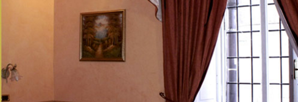 Cesare Balbo Inn - ローマ - 寝室