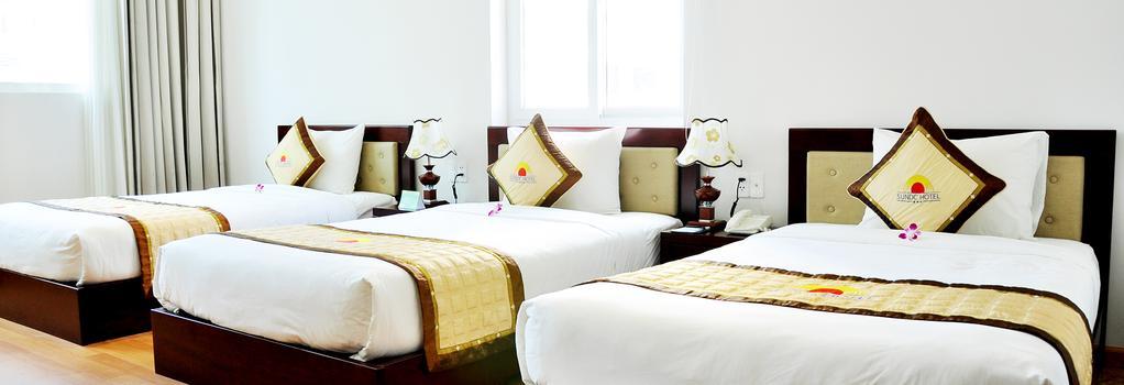 シー キャッスル 2 ホテル - ダナン - 寝室