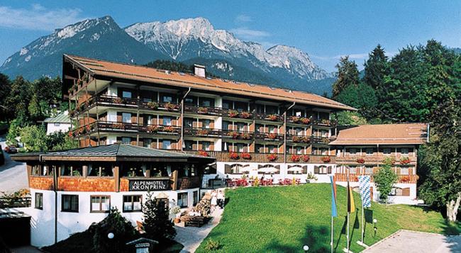 アルペンホテル クロンプリンツ - ベルヒテスガーデン - 建物