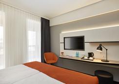 ハイペリオン ホテル ハンブルク - ハンブルク - 寝室