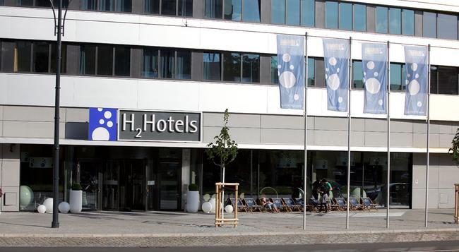 H2 Hotel ベルリン-アレクサンダープラッツ - ベルリン - 建物