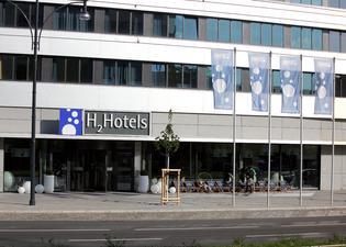 H2 Hotel ベルリン-アレクサンダープラッツ